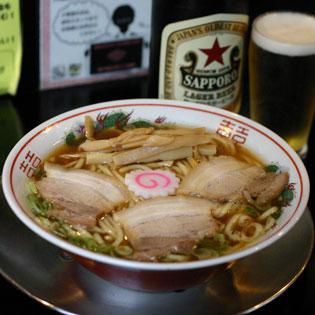 肉煮干し中華そば さいころメニュー写真