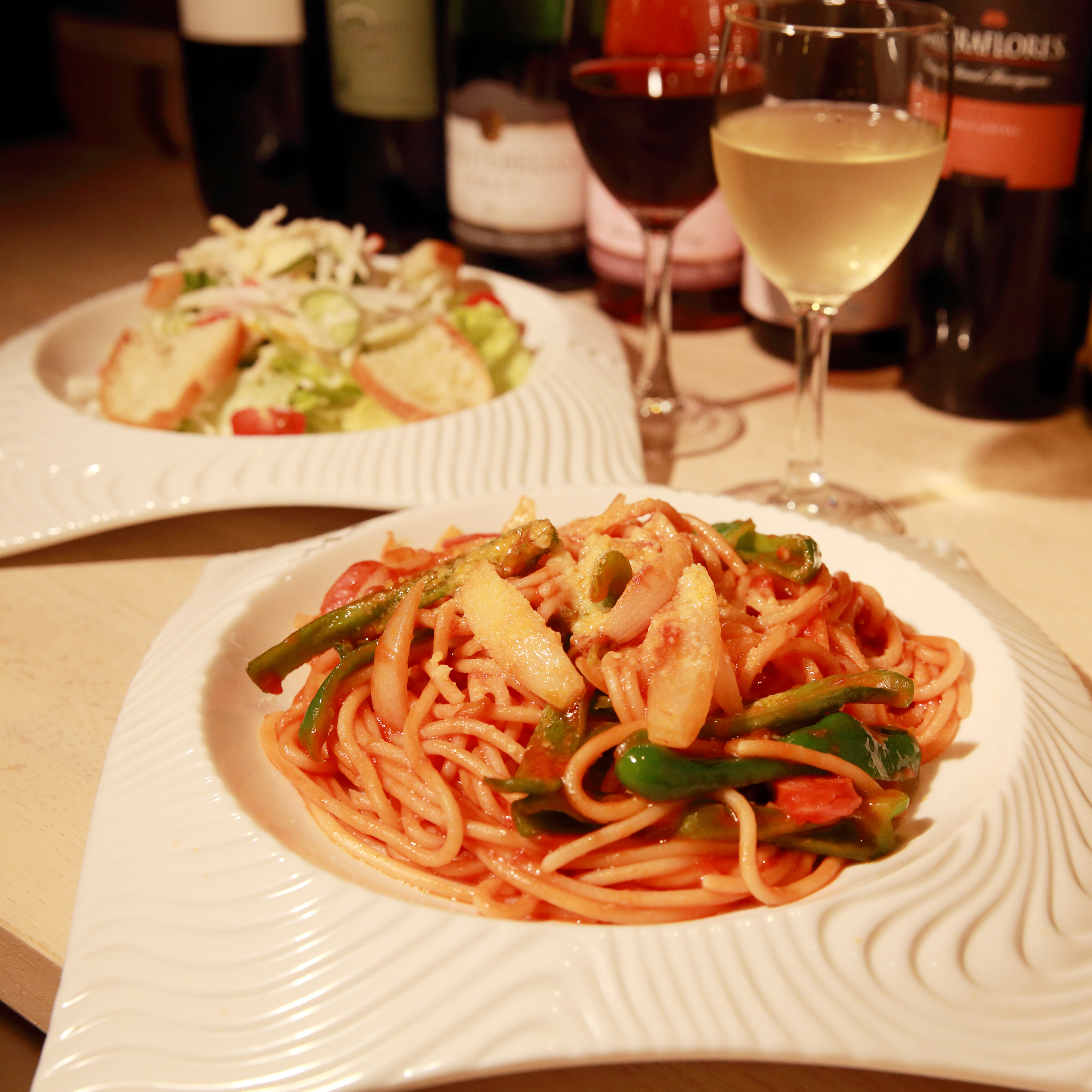 Italian dining lussoメニュー写真