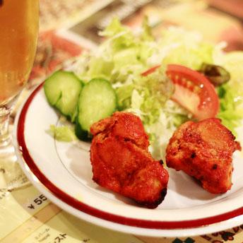 インド・ネパール料理 ボビさんメニュー写真