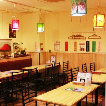 ミーナコ キッチン店舗写真