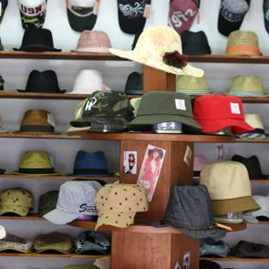 モコ・ポコ 帽子店メニュー写真
