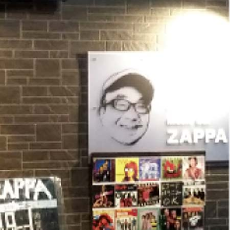 music bar ZAPPA店舗写真