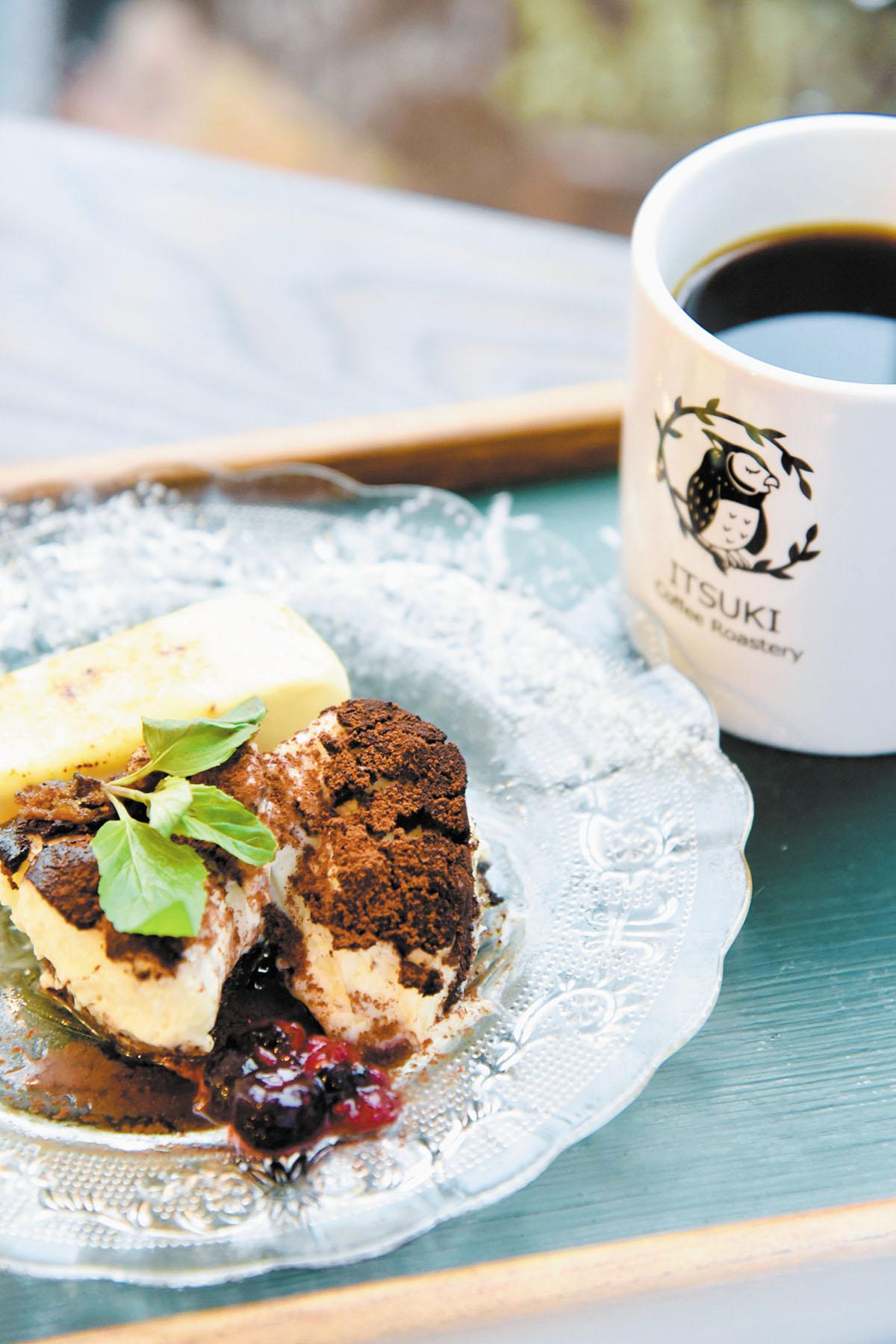 ITSUKI Coffee Roasteryメニュー写真