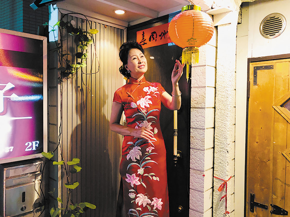 カラオケバー・チャイナドレスレンタル 喜美子店舗写真