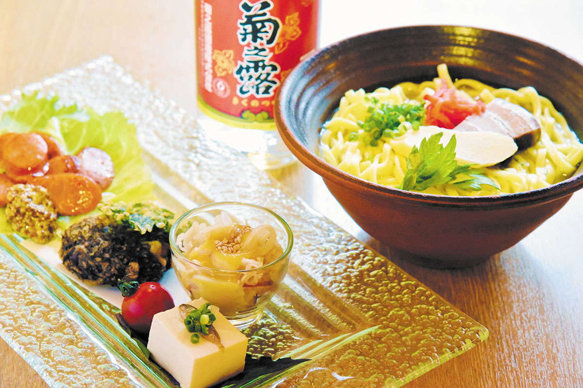 海鮮・かき・沖縄料理 わメニュー写真