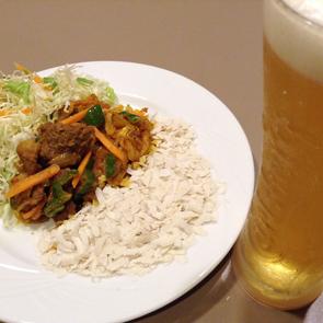 ネパール料理 カナカナメニュー写真