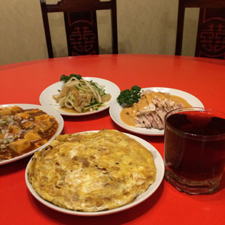 中華台湾料理 彩華メニュー写真