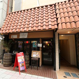 アジアンカフェ ダオタイランド店舗写真
