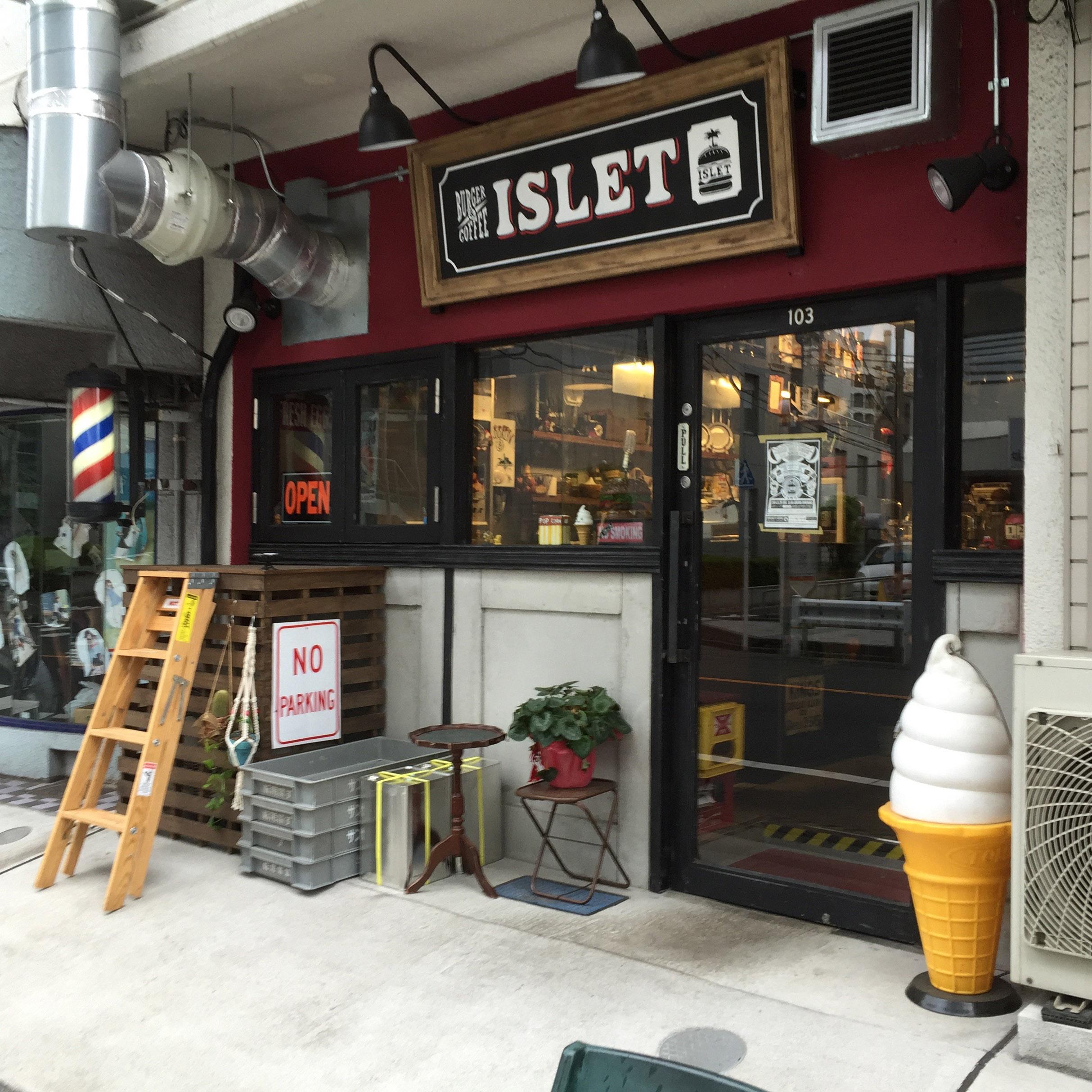 ISLET店舗写真