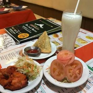 07.インド・ネパール料理 野方キッチン(メニュー)