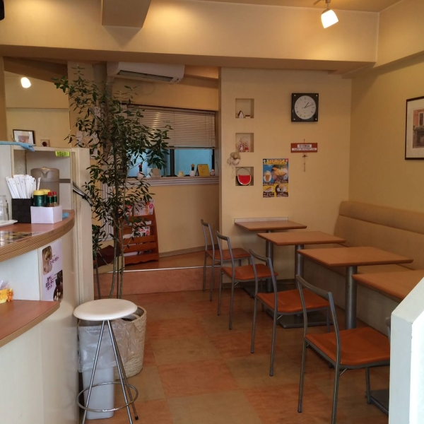 カフェ・ド・ドルチェ店舗写真