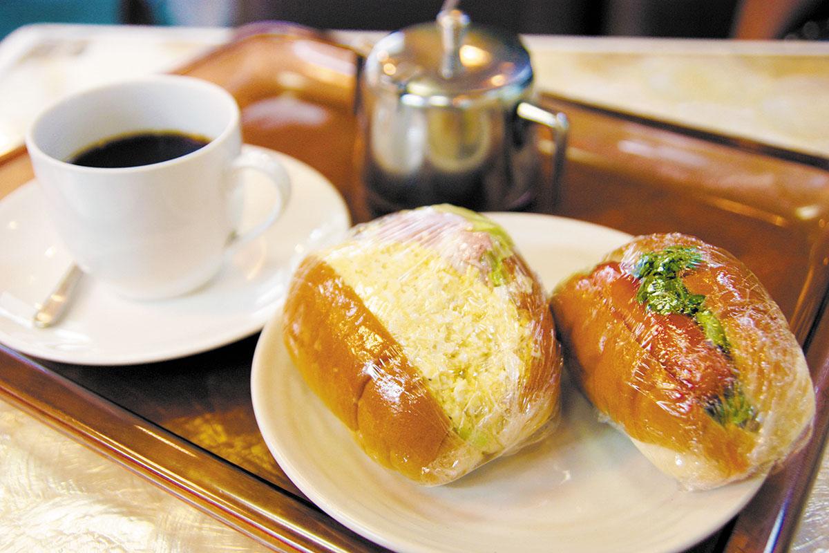 洋菓子・パン・喫茶 ルーブル メニュー