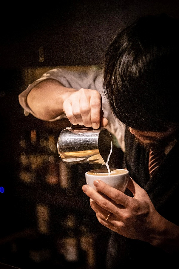 COFFEE BAR GALLAGEメニュー写真