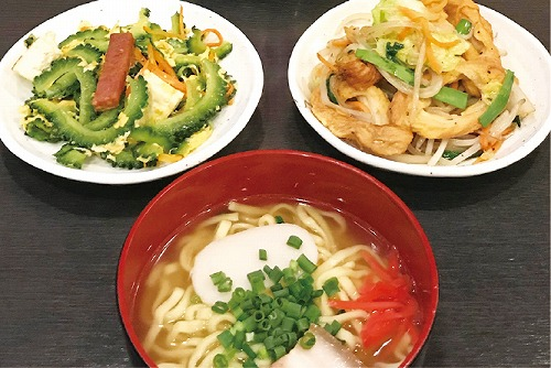 沖縄料理 くわっちー