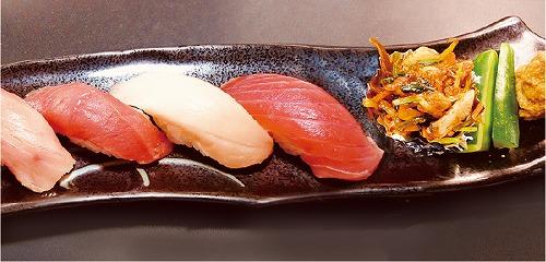 寿司食堂 魚銀